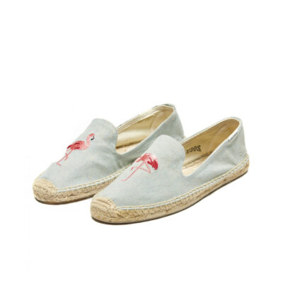 Productos - Web - Son de Mar - SOLUDOS - FLAMINGOS CHAMBRAY 1