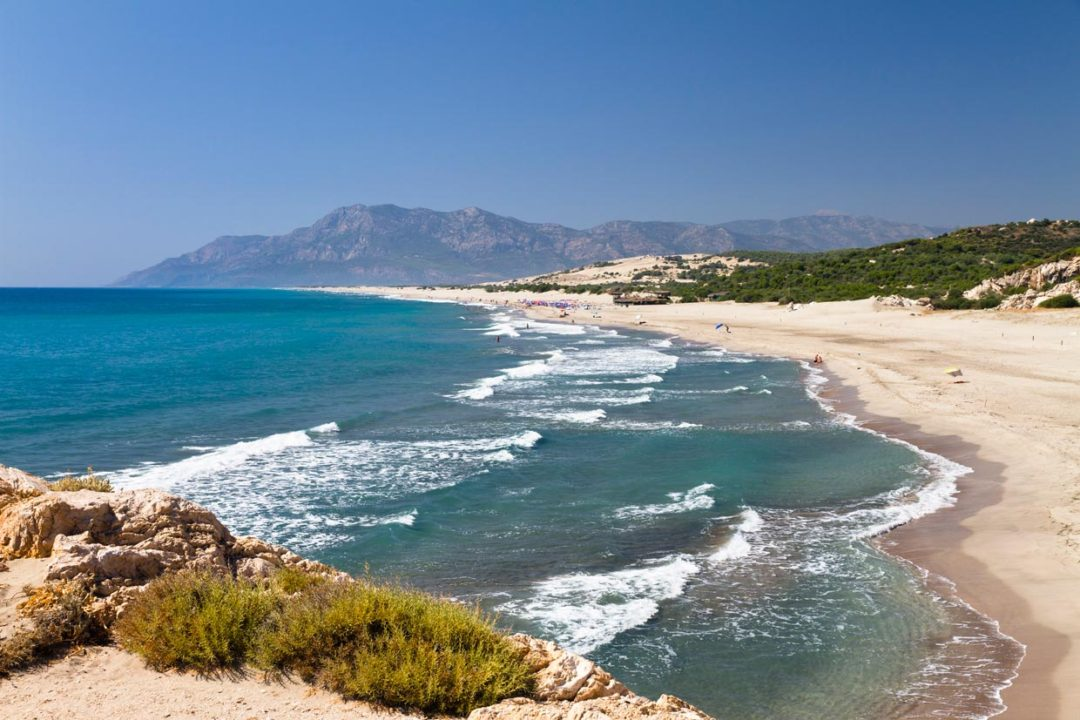 Playa Patara – Turquía