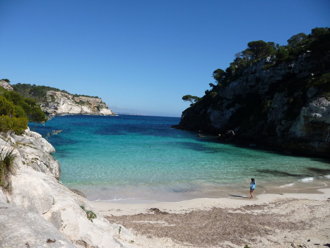 Playa Macarelleta – Menorca