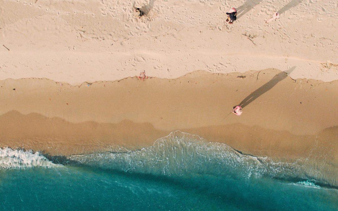 El verano mediterráneo