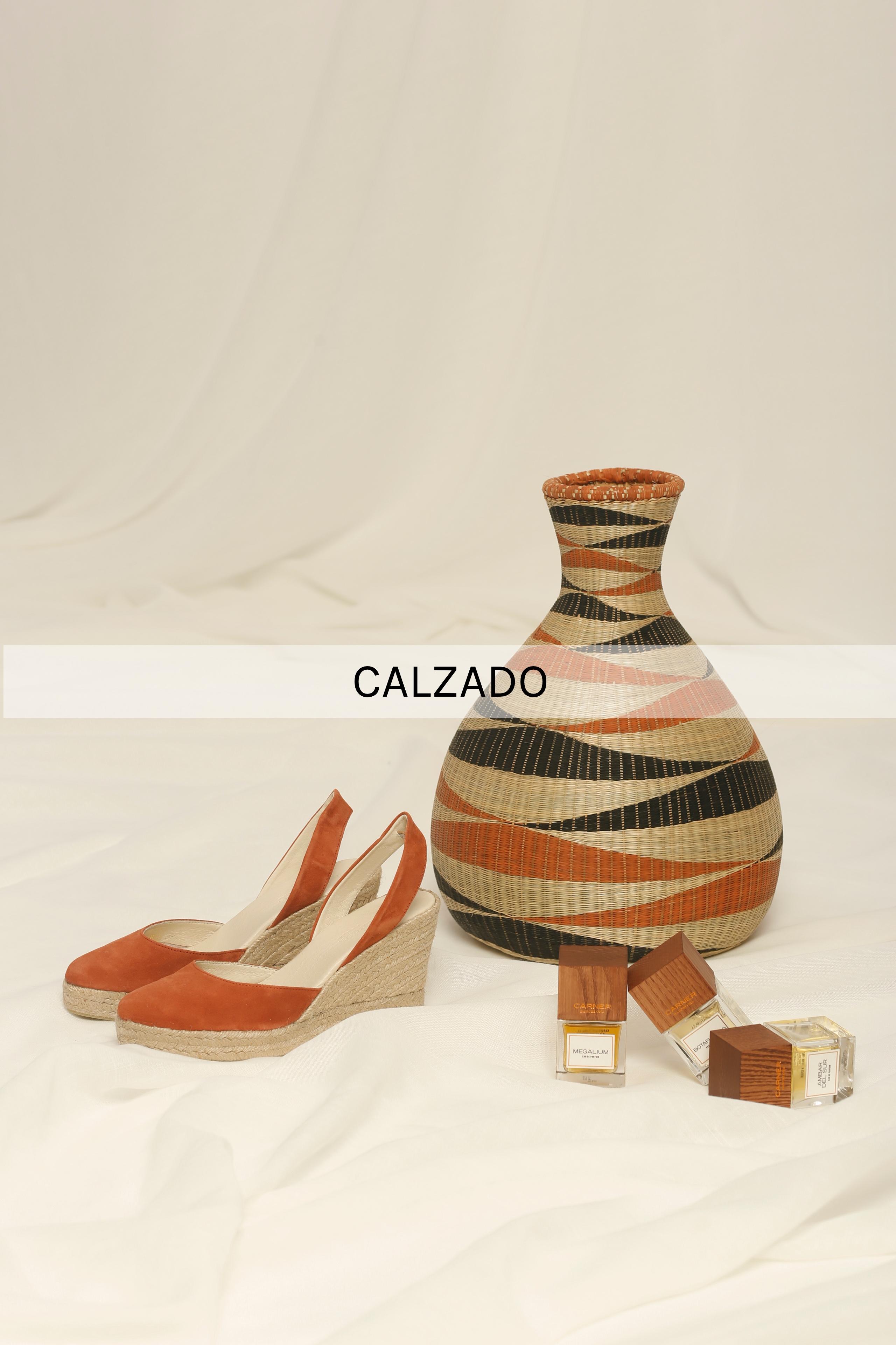 Calzado moda mediterránea