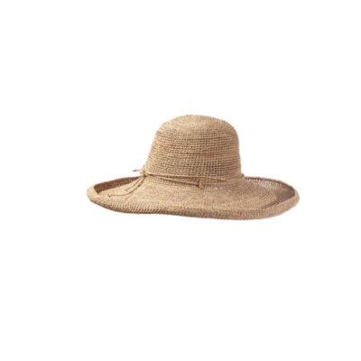 a487f4a7e17ba Sans Arcidet – Sombrero Magnolia Camel